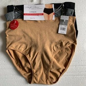 Marilyn Monroe Shaping Control Briefs L XL
